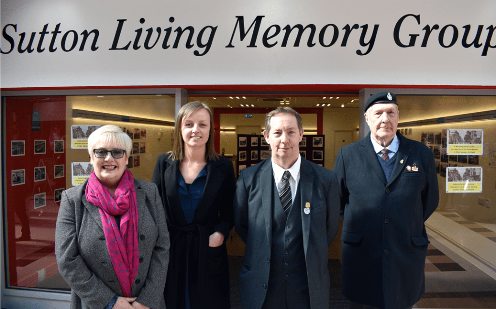 Image of Sutton Living Memory Group